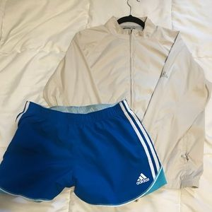 Adidas Work Out Set